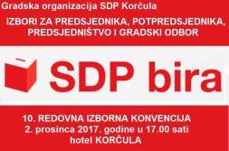 SDP_bira_GO Korcula_2017